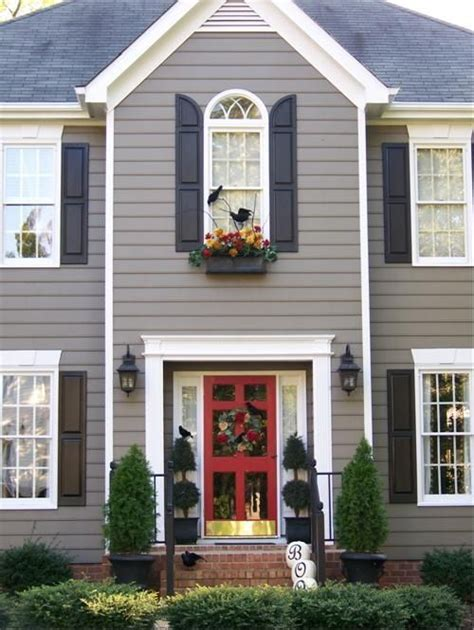 Pin By Jessica Lanning On New House Pinterest Front Door And Shutter Colors
