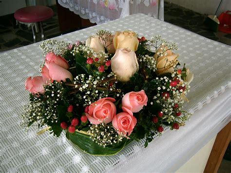 Table Top Flower Arrangements Table Top Flower Arrangement Mazzo Di Fiore