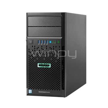 Hp Proliant Ml30 Gen9 8gb Dram 2tb Hdd servidor en rack poweredge r630 winpy cl