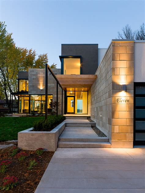Best 20 Modern Exterior Ideas 71 Contemporary Exterior Design Photos