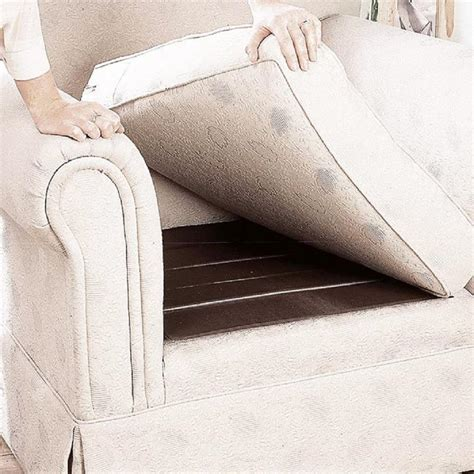 sofa under cushion support armchair sofa seat cushion support saver triple 168x48