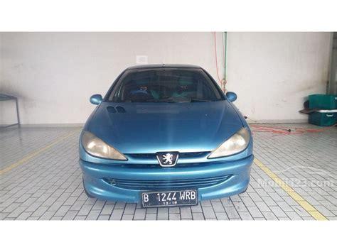Spion Mobil Peugeot 206 Jual Mobil Peugeot 206 2002 Xr 1 4 Di Banten Manual