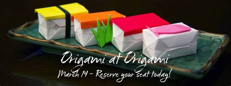 Origami Restaurant Menu - origami at origami march 14 origami restaurant