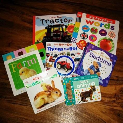 Free Baby Giveaways Canada - dk canada baby books giveaway