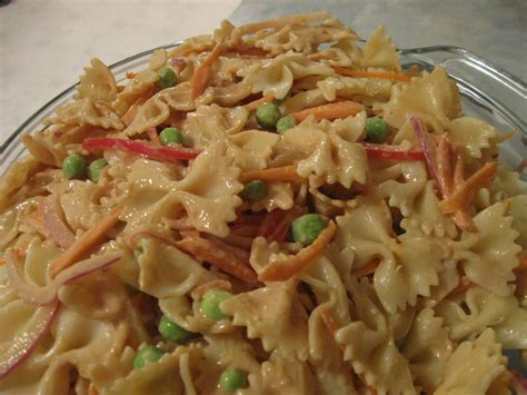 thai pasta salad carpe cibus bow thai pasta