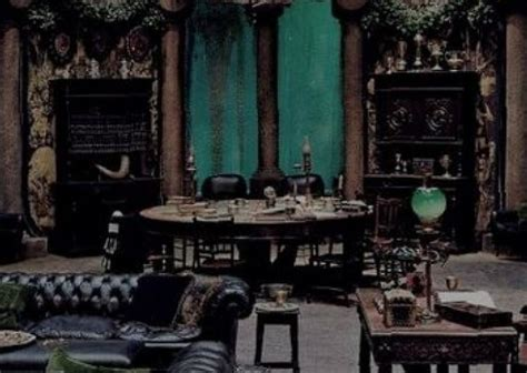 Design Your Own Home Game slytherin common room audio atmosphere