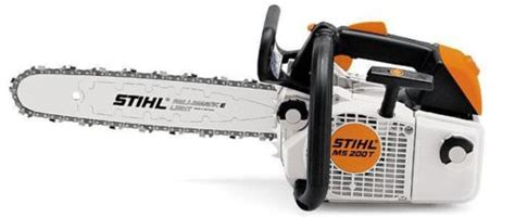 Stihl Ms 200 T Pdf Service Manual Download Pdf Repair