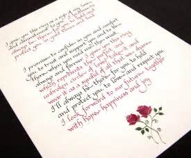 a complete guide to writing your own vows everafterguide