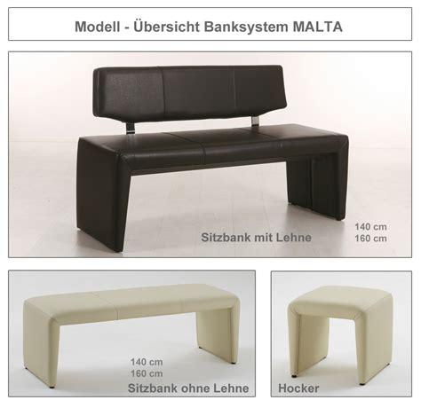 hochwertige stühle polsterbank kunstleder bestseller shop f 252 r m 246 bel und