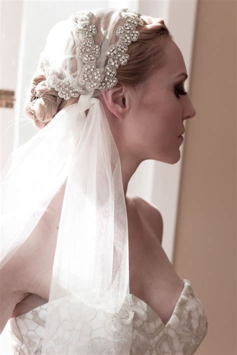 Modern Wedding Hair With Veil by 20 Stunning Wedding Hairstyles With Veils And Hairpieces