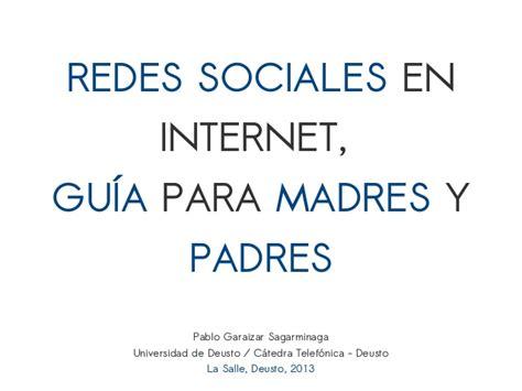 gua para madres y 8416918228 redes sociales en internet gu 237 a para madres y padres