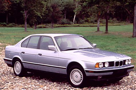 how cars engines work 1993 bmw 5 series spare parts catalogs 1990 96 bmw 5 series consumer guide auto