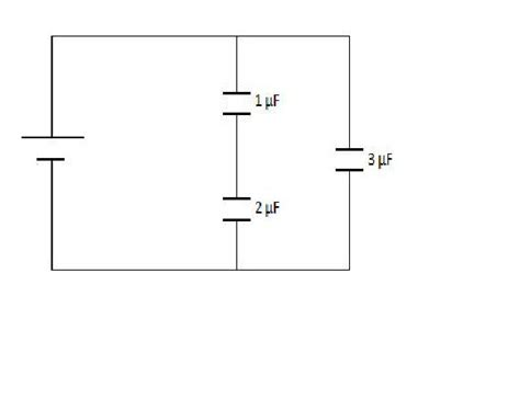capacitor circuit solution electromagnetism nrich maths org