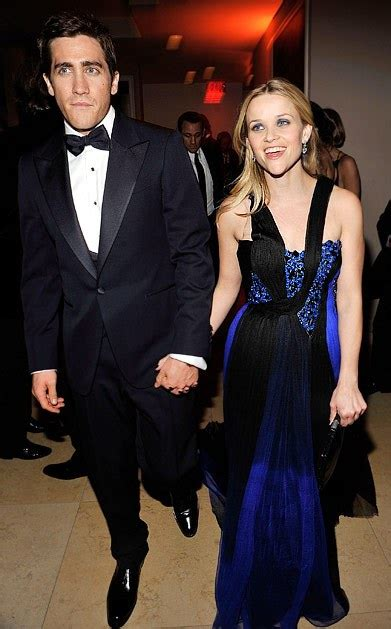 So Are Reese Witherspoon And Jake Gyllenhaal Going Out by Reese Witherspoon And Jake Gyllenhaal Are Engaged The
