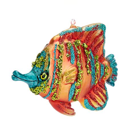 gifts from the sea tropical fish christmas ornament gump s