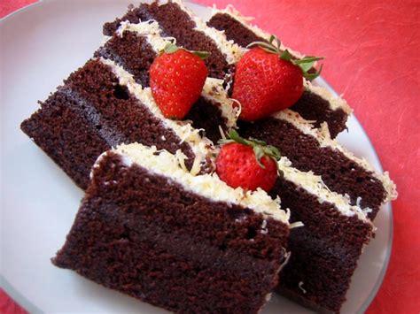 video cara membuat kue bolu kukus coklat resep cara membuat brownis kukus harian lung