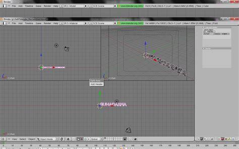membuat video animasi text membuat animasi text dengan blender www suparno com