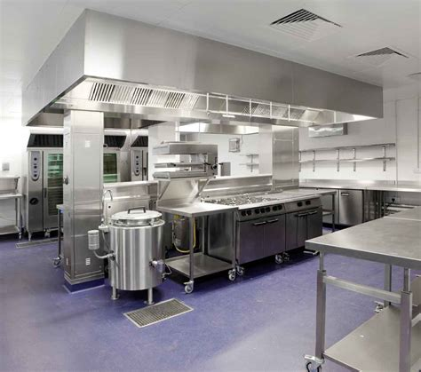 Cold Section In Kitchen by Stainless Steel Commercial Kitchen Modular Cold Rooms
