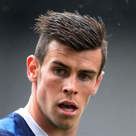 gareth bale long hair the gareth bale haircut