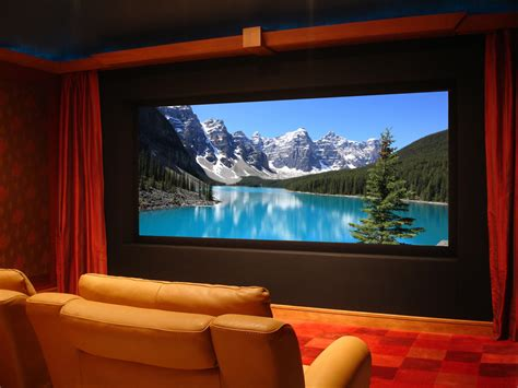home theater curtain ideas remarkable red curtain panel pair decorating ideas gallery