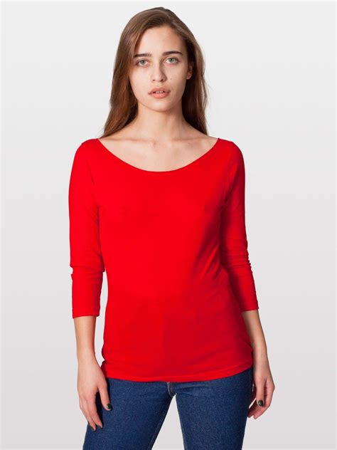 boat neck boat neck tops with 34 sleeves istriku t shirt