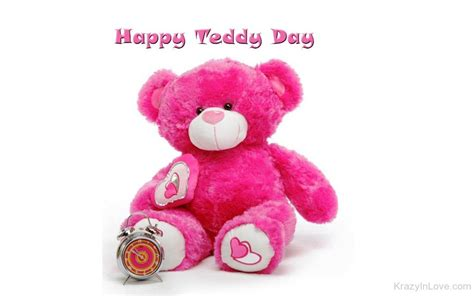 Happy Day Pink teddy day pictures images page 3