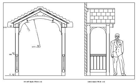 Oak Porch ? Pert Project Design
