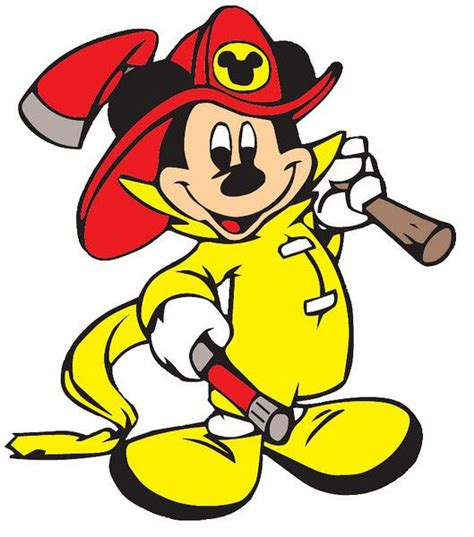 Minnie Mouse Diy Decorations 27 Best Images About Firefighter Mickey Mouse Birthday