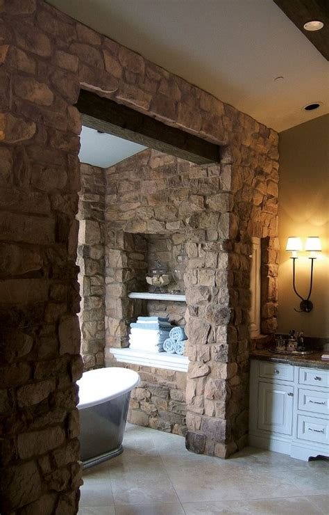 bathroom with stone 50 wonderful stone bathroom designs digsdigs
