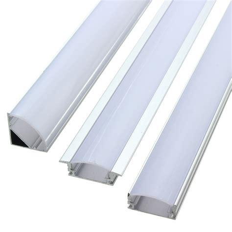 30cm Aluminum Channel Holder For Led Rigid Strip Light Bar Led Light Holder