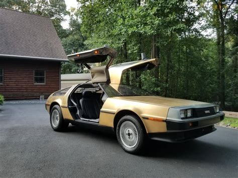 delorean dmc 12 for sale 1983 delorean dmc 12 for sale 1995068 hemmings motor news