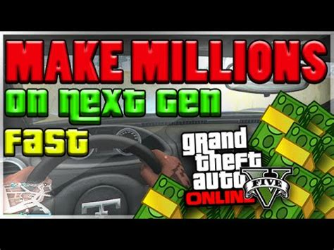 How To Make Money Gta 5 Online Ps4 - gta 5 online make millions fast fast ways to make money online gta 5 ps4 xbox