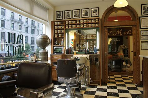 10 authentic vintage barber shops in nyc untapped cities