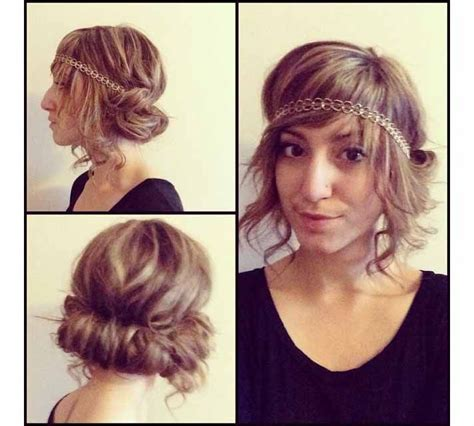 hairstyles 1920 s era mid length twenties hairstyles long hair www pixshark com images