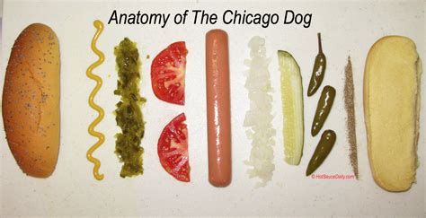 dogs chicago how to make a chicago at home hotsaucedaily