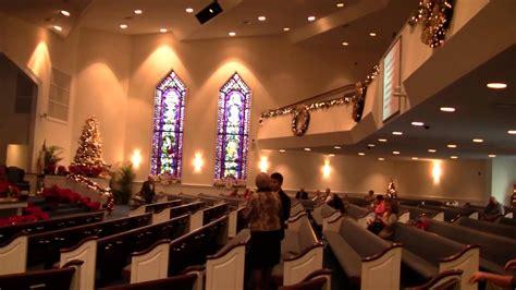 christmas themes for church decorations mount home baptist church morganton nc