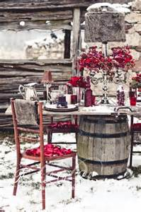 Decorating For Winter - 32 original winter table d 233 cor ideas digsdigs