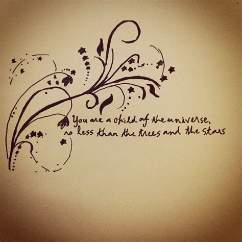 tattoo quote quiz max ehrmann quote tattoo drawn by me brittany hellmeister