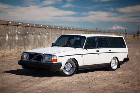 swedish  rwhp  volvo  wagon bring  trailer