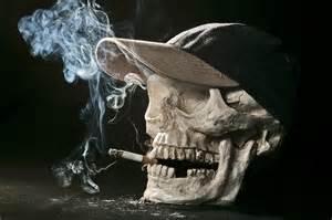 1600x900 wallpaper smoking skull wallpapersafari