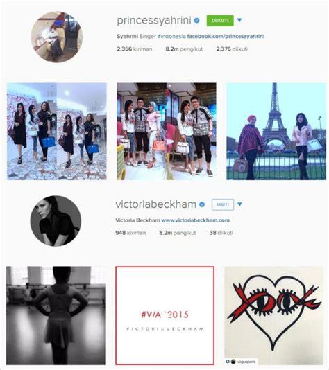 membuat folowers instagram banyak followers sama banyak syahrini sejajarkan diri dengan