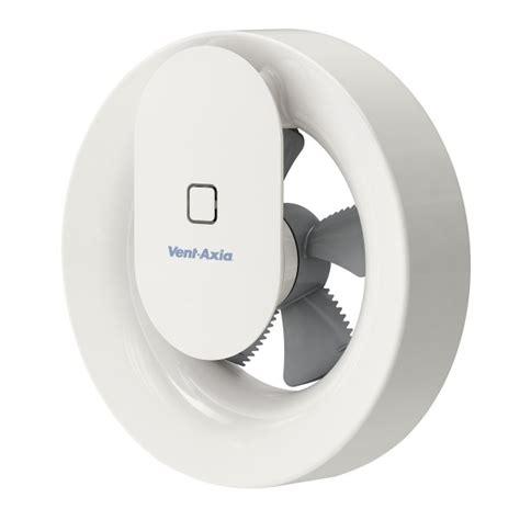 Bathroom Extractor Fan Ip Rating Vent Axia Lo Carbon Svara Kitchen And Bathroom Fan At Uk