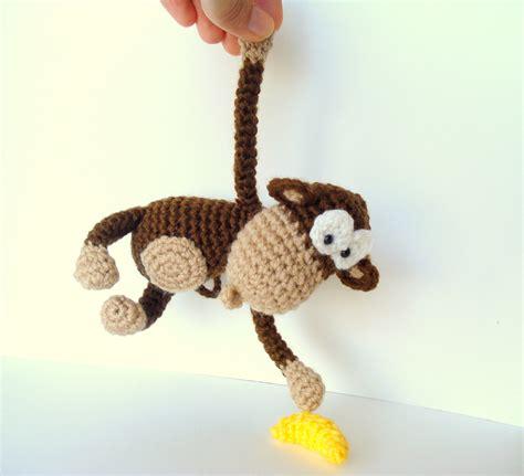 amigurumi monkey allsocute amigurumis amigurumi monkey pattern crocheted