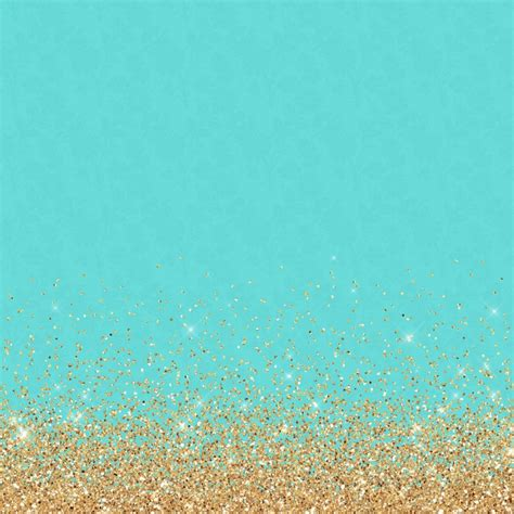 glitter wallpaper mount florida teal and gold background round designs