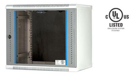 Glass Door Wall Cabinet Network Rack Enclosures Cabinets Server Rack Enclosures