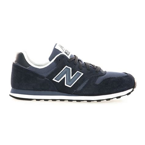 New Balance 373 Navy Putih new balance new balance mens 373 trainers navy white