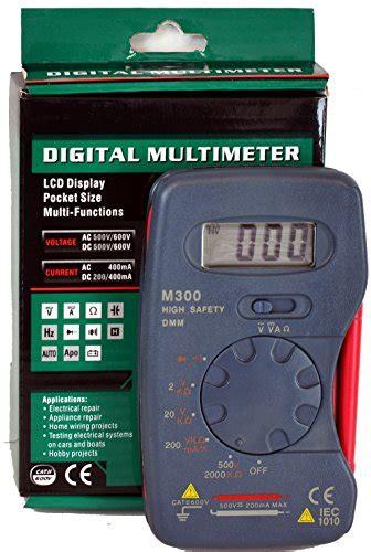 Pocket Size Digital Multimeter M300 mastech mini digital pocket multimeter m300 13 range hardware tools measuring tools sensors