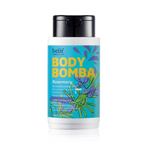 Belif Bomba Rosemary 250ml belif bomba rosemary belif treatments