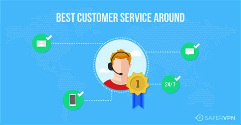 best service free 4 reasons safervpn offers the best customer service free