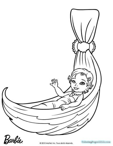 easy mermaid coloring page easy barbie mermaid coloring pages coloring pages for kids